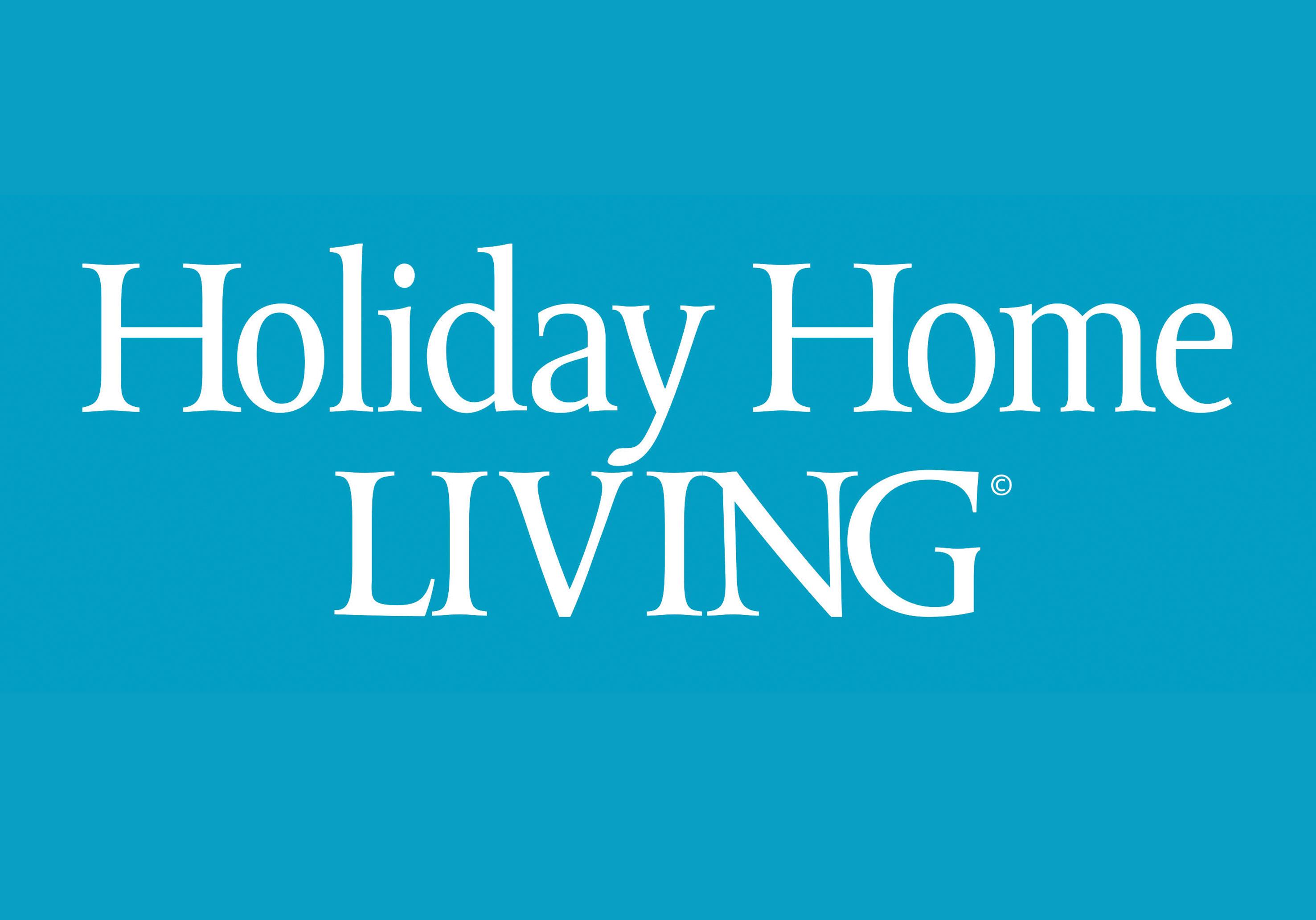 Holiday Home Living Logo
