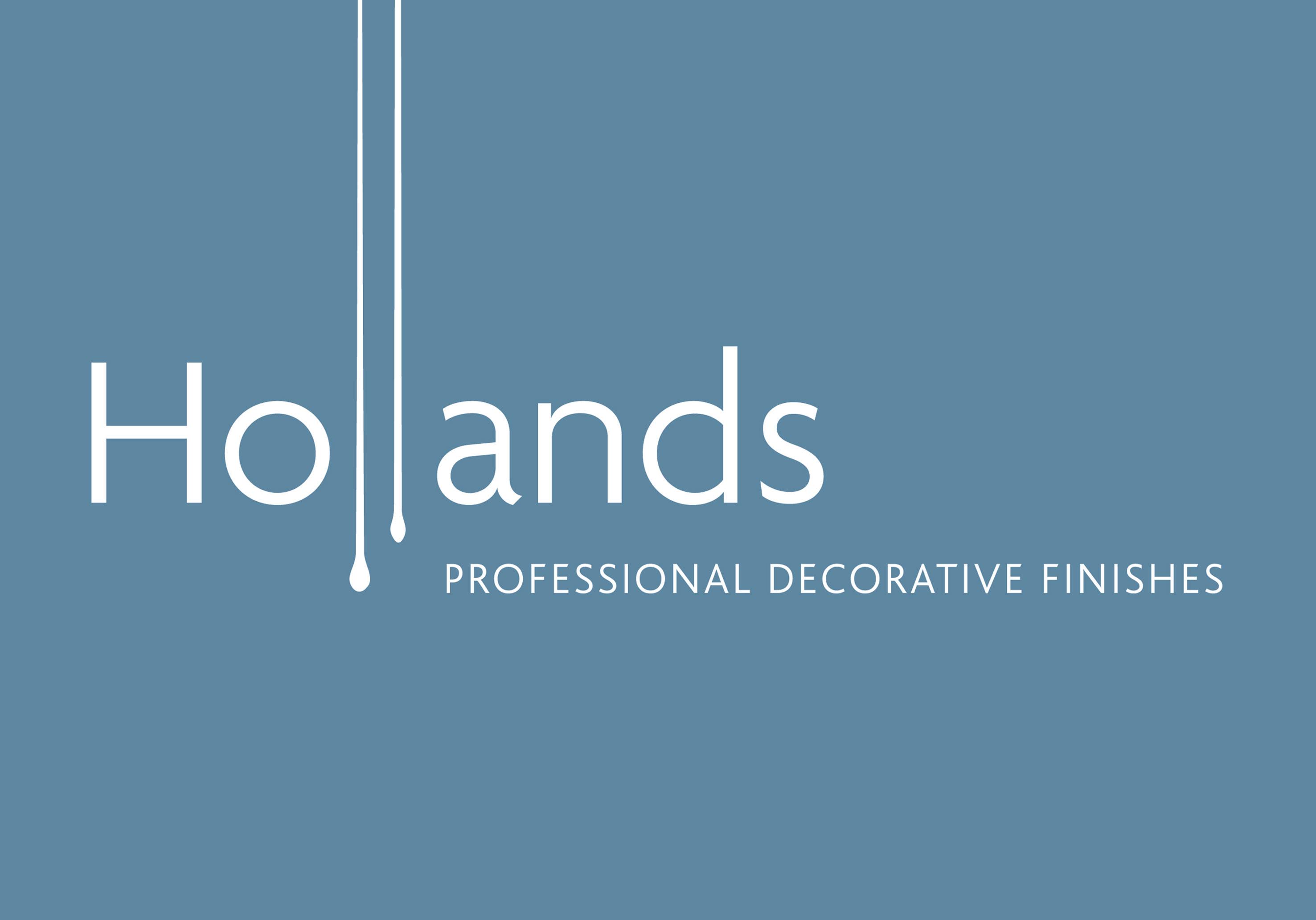 Hollands Professional Decorative Finishes Logo